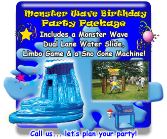 Teenager or Adult Summer Birthday Party Ideas: