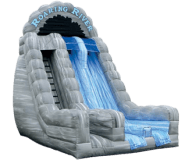 22′ Roaring River Dry Slide Rental