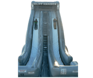 Cliff Hanger Inflatable Slide Rental