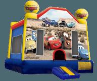 Cars Moon Bounce Rental
