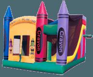 5-n-1 Crayon Playland Rental