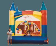 Fantasy Castle Moon Bounce Rental