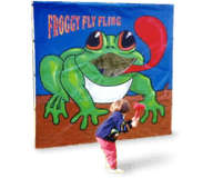 Froggy Fly Fling Game Rental