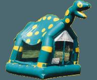Dinosaur Moon Bounce Rental