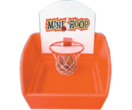 Mini Hoop Game Rental