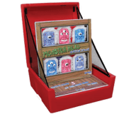 Monster Head Knock-Down Game Rental