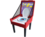 Potty Toss Game Rental