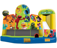 Sesame Street 5-n-1 Activity Center Rental
