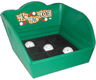 Tic Tac Toe Game Rental