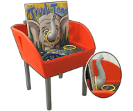 Trunk Toss Game Rental