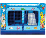 Under the Sea 3-n-1 Moon Bounce Combo Rental