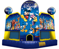 World of Disney Moon Bounce Rental