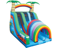 Tropical Rush Dry Slide