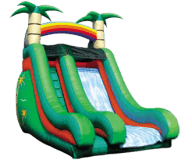 18′ Tropical Slide Rental