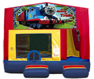 Tommy the Train  4-N-1 Moonbounce Combo Rental