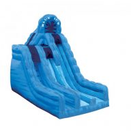 Blue Ice Dual Lane Slide Rental